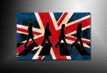 Abbey Road canvas art, beatles canvas, Abbey Road music art, Abbey Road wall art, Abbey Road pop art