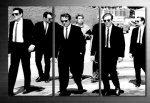 Reservoir Dogs wall art, Reservoir Dogs Print, Reservoir Dogs pop art, Reservoir Dogs movie art, movie canvas
