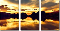 seascape art print, large wall art, contemporary art