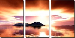 trytych canvas art prints, large wall art