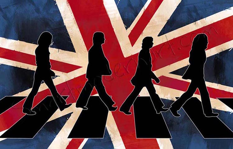 Abbey Road Canvas