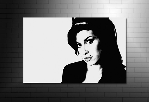 amy winehouse canvas, amy winehouse wall art, amy winehouse canvas print, canvas art uk, amy winehouse print