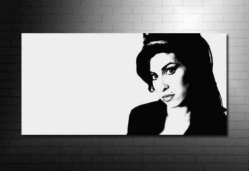 amy winehouse canvas art, amy winehouse canvas, amy winehouse wall art, amy winehouse print, amy winehouse pop art canvas