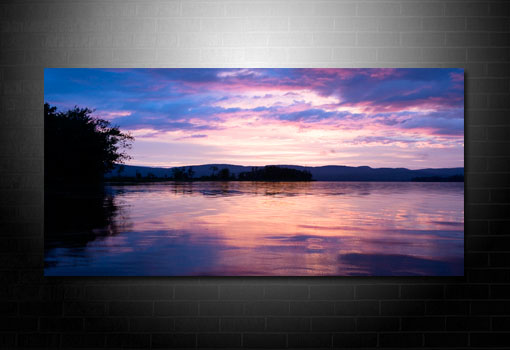 landscape wall art, contemporary landscape art