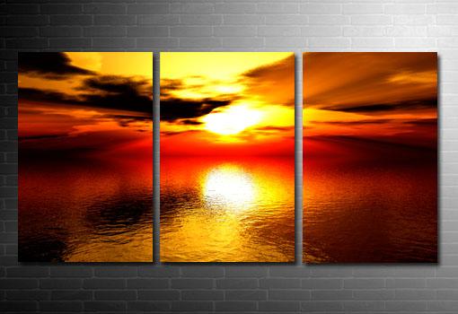 seascape wall art, contemporary seascape art, seascape canvas art prints