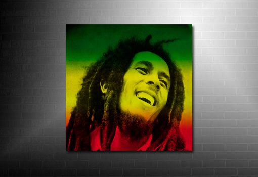 Bob Marley Canvas Print, bob marley pop art, marley wall art, bob marley canvas artwork, bob marley canvas art uk