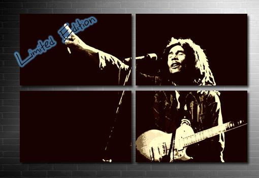 Bob Marley wall art, bob marley art, bob marley music canvas, Bob Marley print, bob marley canvas