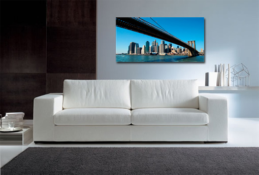new york skyline print, new york city wall art