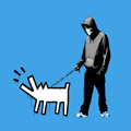 choose your weapon banksy, banksy canvas art, banksy canvas art print, banksy canvas painting, banksy canvas wall art