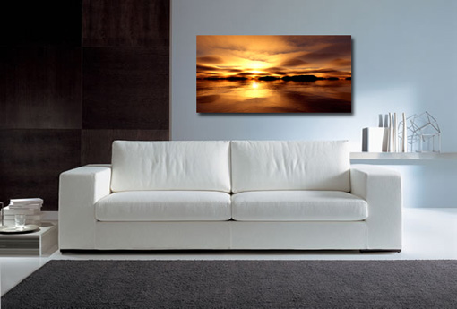 landscape art prints, seascape art prints