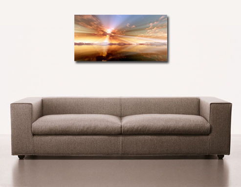 seascape art print, wall art, canvas art, canvas giclee art prints
