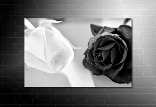 floral art print, digital floral art, floral canvas