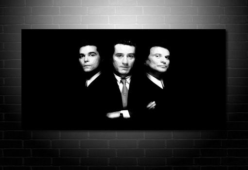 Goodfellas canvas art, Goodfellas canvas, goodfellas movie art, goodfellas wall art, goodfellas pop art
