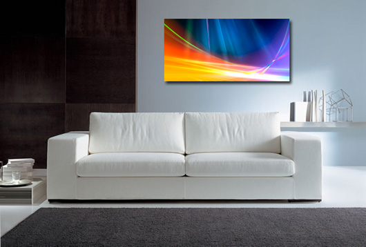 abstract art, canvas art, bright wall art