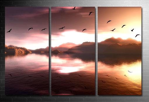 seascape canvas, large seascape canvas, seascape wall art