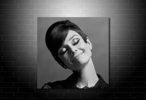 Audrey Hepburn Canvas, audrey hepburn wall art, audrey hepburn canvas print, audrey hepburn movie print, audrey hepburn pop art