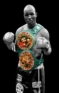 Bernard Hopkins Canvas Art, Bernard Hopkins Art Print, Bernard Hopkins Wall Art, Boxing Canvas Art