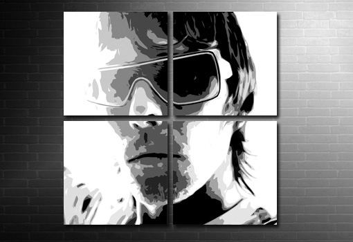 ian brown wall art, ian brown framed picture, ian brown pop art, ian brown artwork, ian Brown print