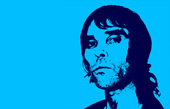 ian brown pop art canvas, ian brown
