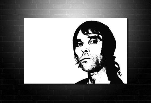 Ian Brown Canvas Art, ian brown artwork, ian brown canvas print, ian brown wall art, ian brown pop art
