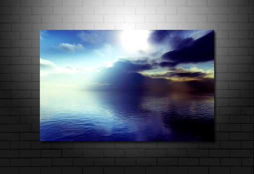 large landscape canvas, seascape art prints, seascape wall art