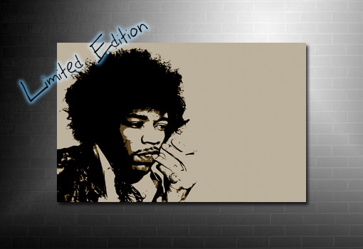 Jimi Hendrix retro canvas art, Jimi Hendrix Canvas, jimi hendrix wall art, jimi hendrix pop art, jimi hendrix print