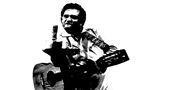 johnny cash canvas art, Johnny Cash Wall Art, johnny cash pop art, canvas art uk, canvas wall art uk