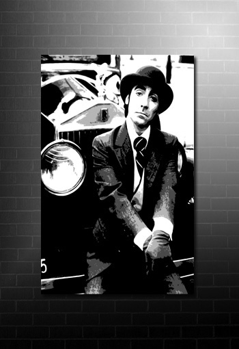 Keith Moon Canvas Art print, the who wall art, the who canvas, keith moon print, keith moon wall art