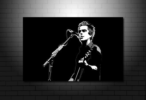 Kelly Jones Canvas Art, Kelly Jones Pop Art, Kelly Jones Canvas Print, Stereophonics Canvas