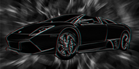 Lamborghini canvas print, lamborghini photo print, lamborghini on canvas