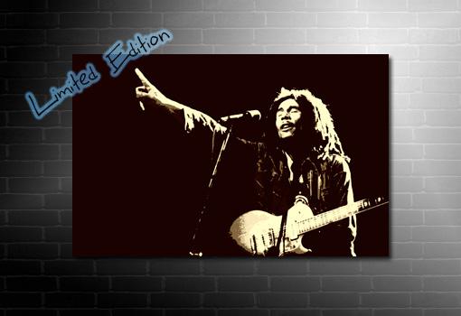 Bob Marley Canvas, bob marley art, Bob marley wall art, bob marley music canvas, Bob Marley print