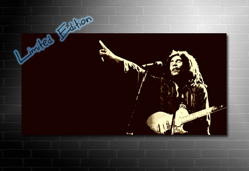 Bob Marley canvas art, Bob marley wall art, bob marley music canvas, Bob Marley print, bob marley canvas
