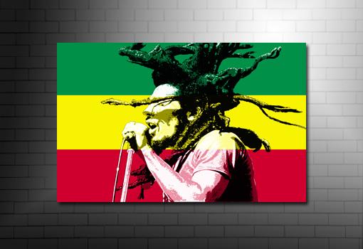 Bob Marley Print, bob Marley wall art, marley canvas, bob marley art work, Bob marley Canvas Art, Bob marley Canvas print
