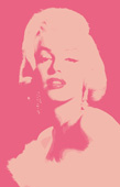 marilyn monroe canvas, marilyn monroe print, marilyn monroe wall art, marilyn monroe pink canvas, canvas art prints uk