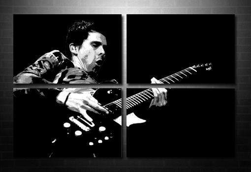 matt bellamy large canvas print, matt bellamy wall art, matt bellamy pop art, matt bellamy print