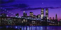 Manhattan Skyline Wall Art