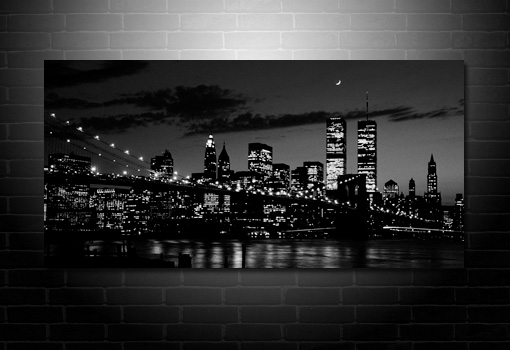 New York Canvas, New York Bridge Canvas