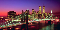 new york cityscape canvas print, new york canvas wall art sale