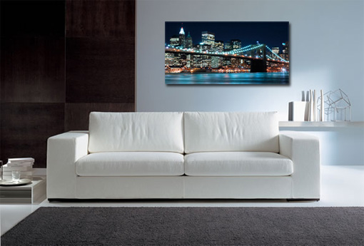 new york cityscape picture, new york canvas