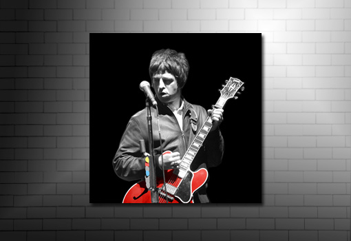 noel gallagher canvas print, oasis canvas print, noel gallagher print, canvas art uk, noel gallagher canvas picture