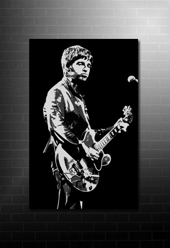noel gallagher canvas picture, noel gallagher print, noel gallagher canvas art, noel gallagher canvas, noel gallagher pop art, noel gallagher wall art