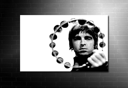 noel gallagher pop art, noel gallagher print, noel gallagher canvas picture, canvas art cheap uk, music canvas art uk, noel gallagher artwork