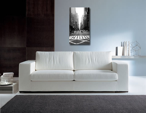 new york city canvas art