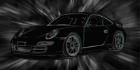 Porsche Wall Art, Porsche Canvas Art, Porsche Canvas Print