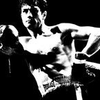 raging bull canvas, de nior raging bull movie