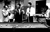 ret pack canvas print, rat pack canvas art sale