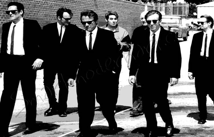 Reservoir Dogs Can Be Found Where