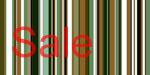 Retro Wall Art, retro modern art, modern retro canvas art, retro art print, green canvas art