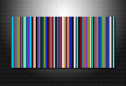 Retro Style Canvas Art, Pop Art Work, modern retro canvas art, cool pop art, buy pop art