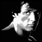 rocky canvas art prints, stallone rocky canvas, rocky balboa canvas print, stallone wall art, stallone rocky painting, canvas art uk